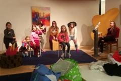 """Krambambuli spielt """"Märchenkonferenz"""" im Dezember 2018"""
